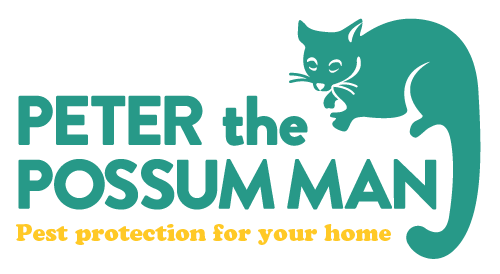 Peter The Possum Man Logo